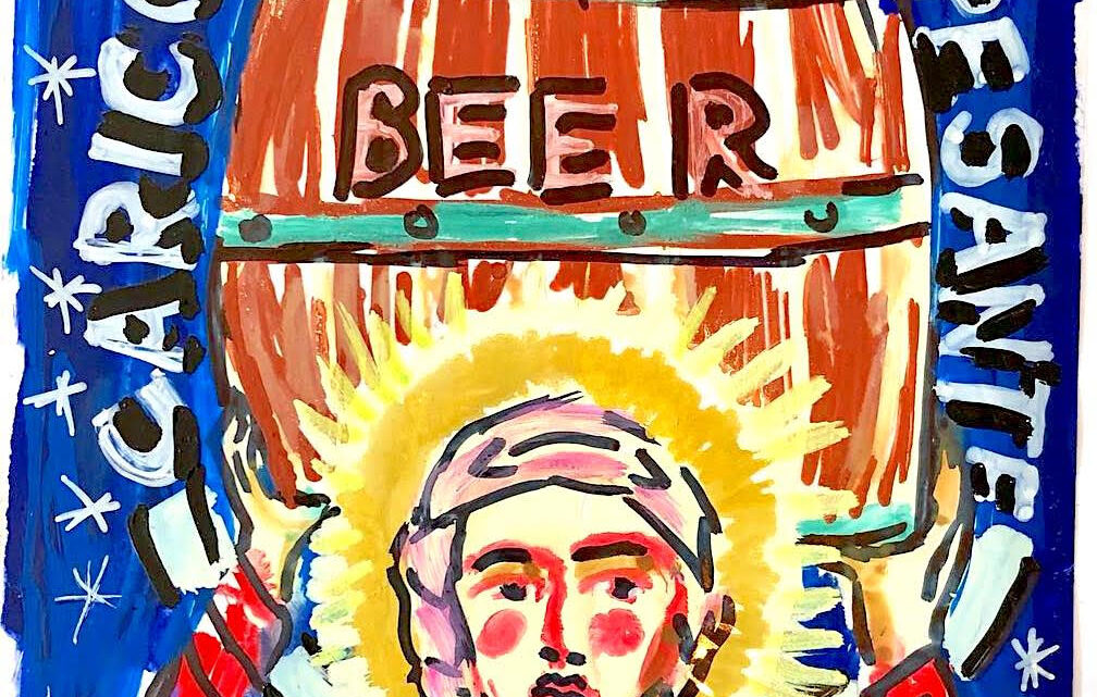 Carico celestiale (etichetta birra)
